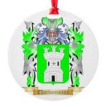 Charbonneaux Round Ornament