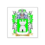 Charbonneaux Square Sticker 3
