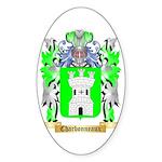 Charbonneaux Sticker (Oval)