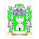 Charbonneaux Small Poster