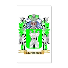 Charbonneaux Wall Decal