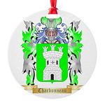 Charbonneau Round Ornament