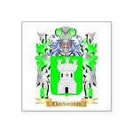 Charbonneau Square Sticker 3