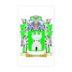 Charbonneau Sticker (Rectangle)