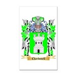 Charbonell Rectangle Car Magnet