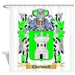 Charbonell Shower Curtain