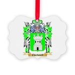 Charbonell Picture Ornament