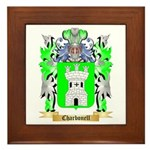 Charbonell Framed Tile