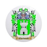 Charbonell Ornament (Round)