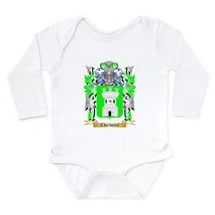 Charbonel Long Sleeve Infant Bodysuit