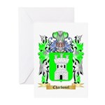 Charbonel Greeting Cards (Pk of 10)