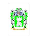 Charbonel Mini Poster Print