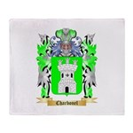 Charbonel Throw Blanket