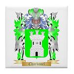 Charbonel Tile Coaster