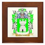 Charbonel Framed Tile