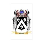 Chaput Sticker (Rectangle 50 pk)