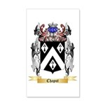 Chaput 20x12 Wall Decal