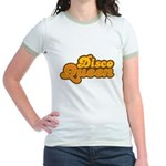 Disco Queen Jr. Ringer T-Shirt