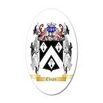 Chapu 35x21 Oval Wall Decal