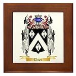 Chapu Framed Tile
