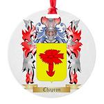 Chapron Round Ornament