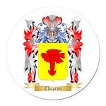 Chapron Round Car Magnet