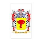 Chapron Sticker (Rectangle 50 pk)