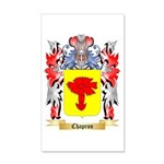 Chapron 20x12 Wall Decal
