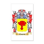 Chapron 35x21 Wall Decal