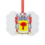 Chapron Picture Ornament
