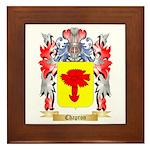 Chapron Framed Tile