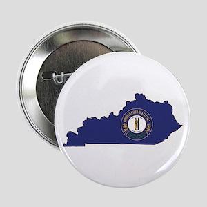 """Kentucky Flag 2.25"""" Button"""