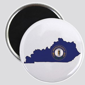 Kentucky Flag Magnet