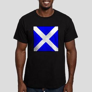 Nautical Flag Code Mike T-Shirt