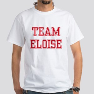 TEAM ELOISE White T-Shirt