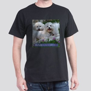 Bichons are... Dark T-Shirt