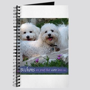 Bichons are... Journal