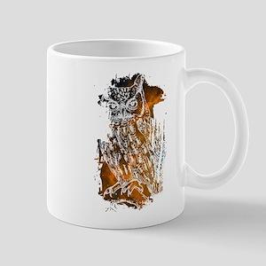 Cosmic Owl Mug