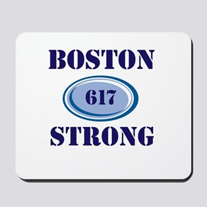 Boston Strong 617 Mousepad