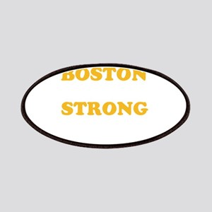 Boston Strong Print Patches
