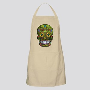 Sugar Skull Apron
