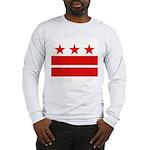 3 Stars 2 Bars Long Sleeve T-Shirt