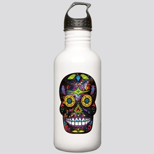Day of the Dead - Sugar Skull Water Bottle