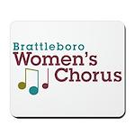 BWC Logo Mousepad