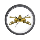 Armor Wall Clocks