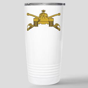 Armor Branch Insignia Travel Mug