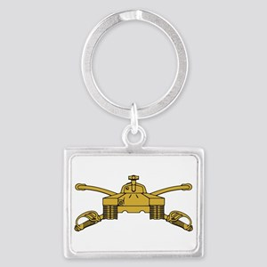 Armor Branch Insignia Keychains