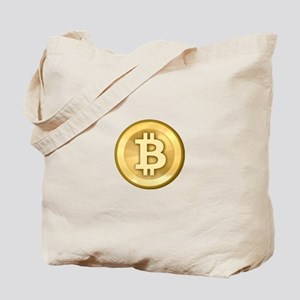 BitCoin Gold Tote Bag