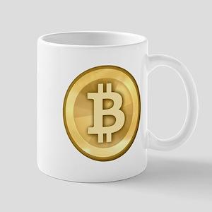 BitCoin Gold Mug