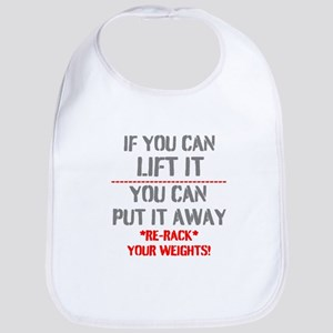 Re-Rack Your Weights Bib